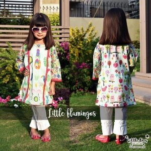 Kids Lawn - Little Flamingos
