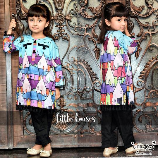 Kids Lawn - Little Houses