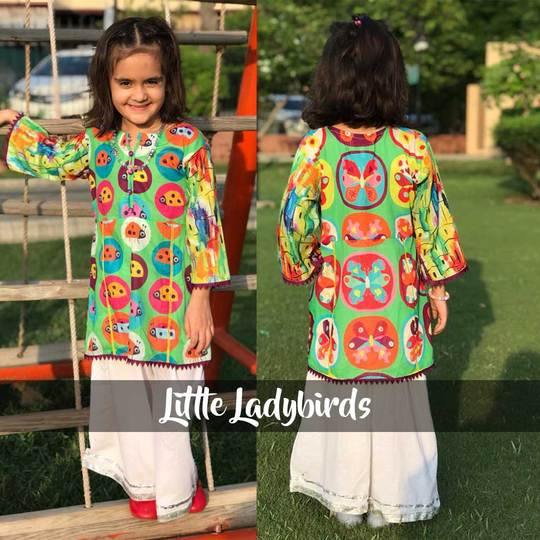 Kids Lawn - Little Ladybirds