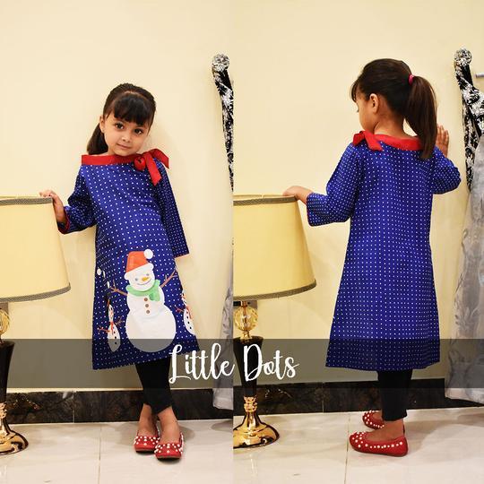 Kids Lawn - Little Snowman