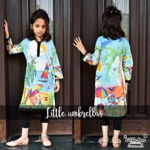 Kids Lawn - Little Umbrellas